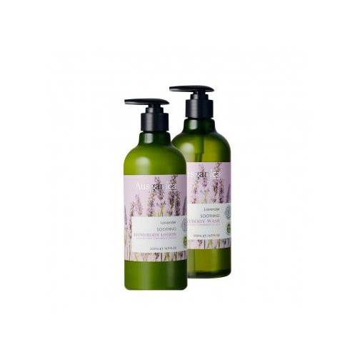 Lavender Soothing Hand & Body Wash-Body Lotion