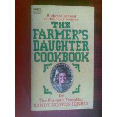 THE FARMER'S DAUGHTER COOKBOOK/YEMEK K�TABI
