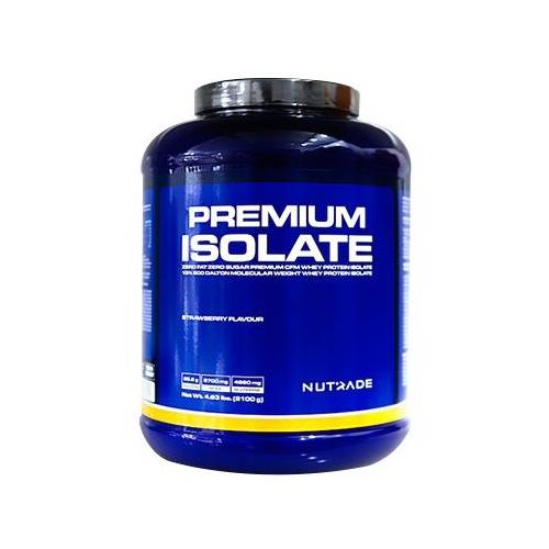 Nutrade Premium Isolate Protein 2100 Gr COFFEE LATTE