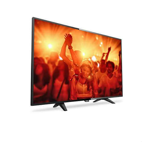 PHILIPS 32PHS4131 HD READY İNCE LED TV