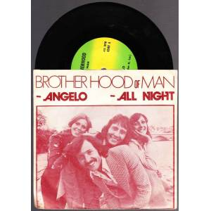 45'lik / BROTHERHOOD OF MAN ANGELO AL NIGHT