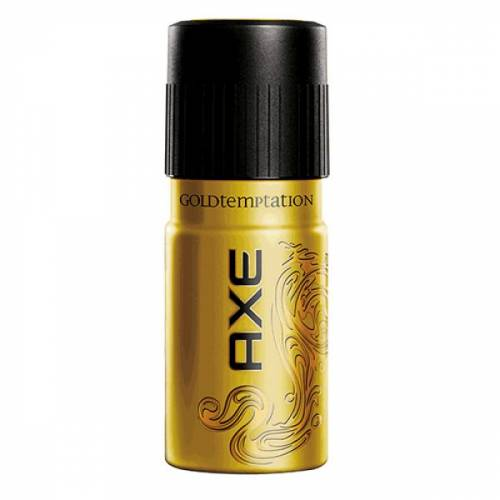 Axe Deodorant Sprey Gold Temptation 150 ml