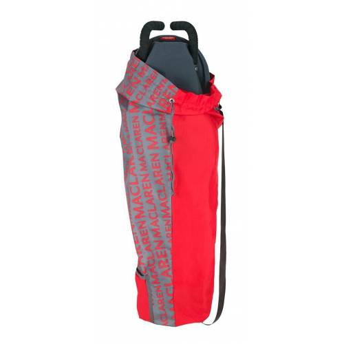 Lightweight Storage Bag Charcoal/Cardinal