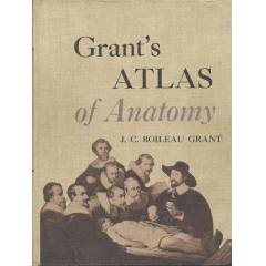 1969 GRANTS ANATOMİ ATLASI