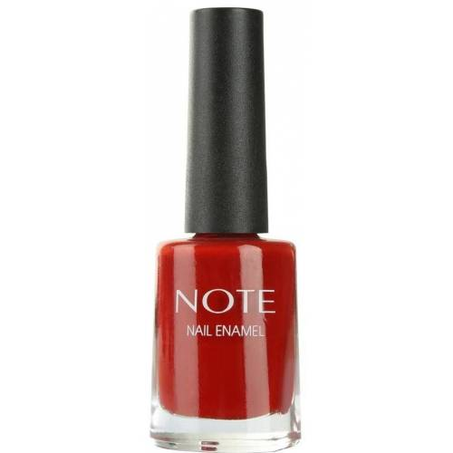 Note Nail Enamel , Red 33