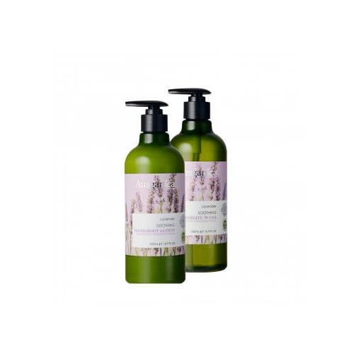 Ausganica Lavender Soothing Hand & Body Wash - Body Lotion 5