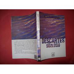 DESCARTES S�ZL��� J.COTTINGHAM Sarmal 1996