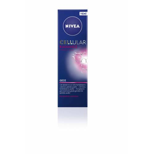 Nivea Cellular Radiance Gece Kremi 40 ml