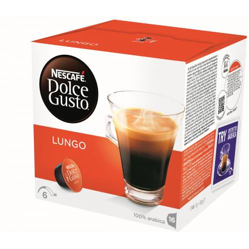 Nescafe © Dolce Gusto © Lungo