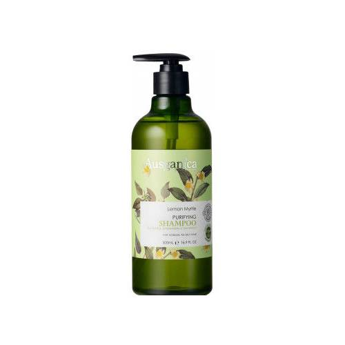 Ausganica Lemon Myrtle Purifying Shampoo 500 ml.