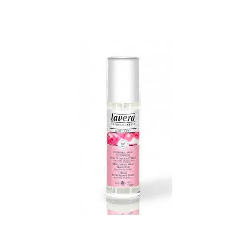 Lavera Rose Garden Fresh Deo Spray 75 ml.