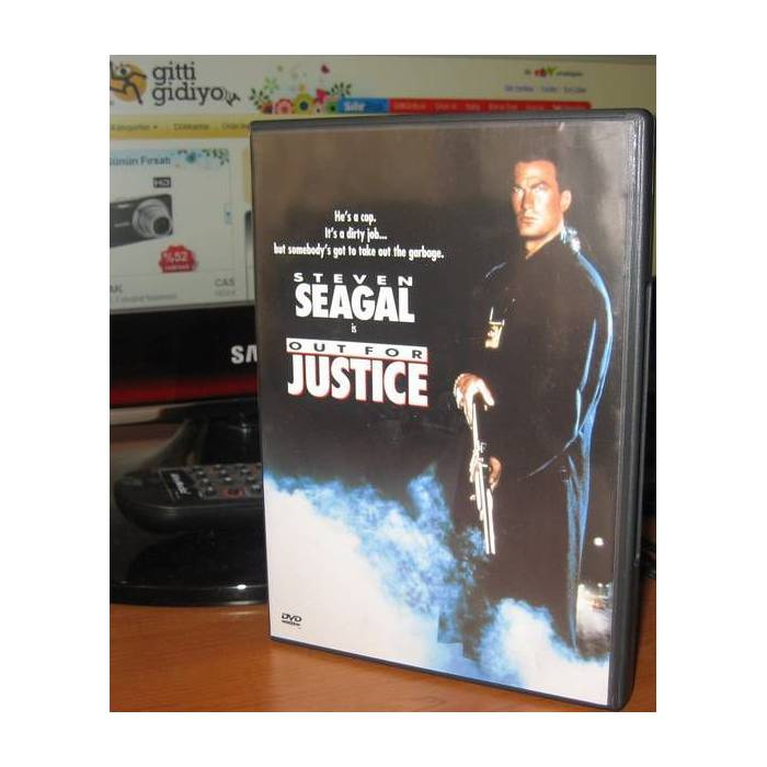 STEVEN SEAGAL OUT FOR JUSTICE (�NT�KAM YEM�N�)