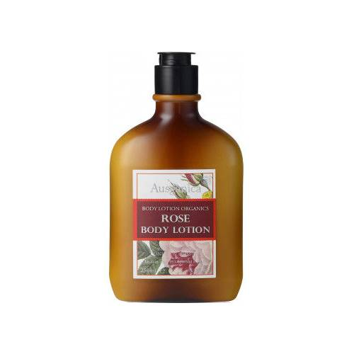 Ausganica Rose Body Lotion 250 ml.