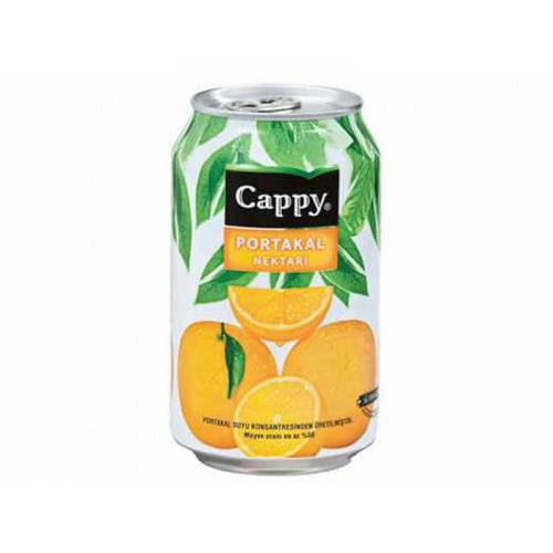 Cappy 330 Ml Portakal