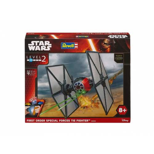 REVELL 1/35 SW S Forces TIE F