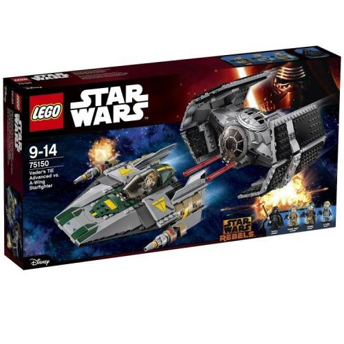 LEGO Star Wars Vaders Tie A-Wing 75150