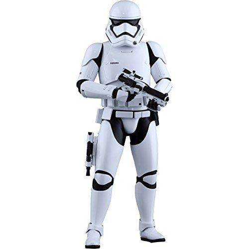 Hot Toys Star Wars First Order Stormtrooper 12 Inch Action Figure