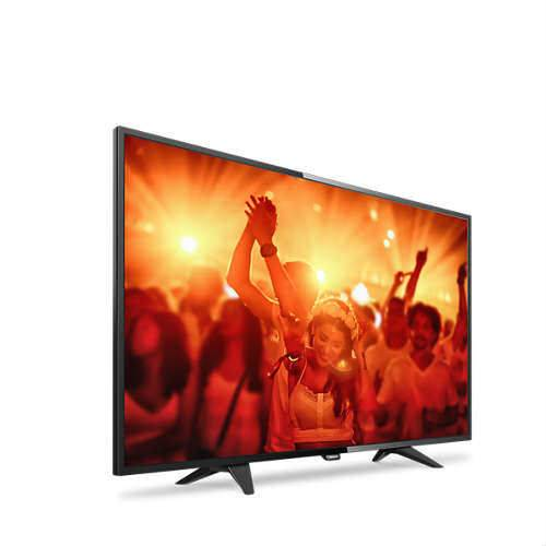 PHILIPS 40PFK4101 FULL HD 200PPİ (PİCTURE PERFORMANS İNDEX) HD UYDU ALICILI LED TV