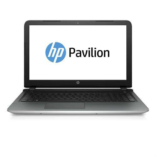 hp notebook pavilion 15-