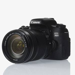 Canon 760D 18-135mm IS S