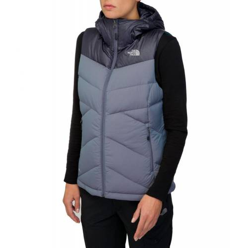 The North Face Kailash Hooded Kaztüyü Kadın Yelek
