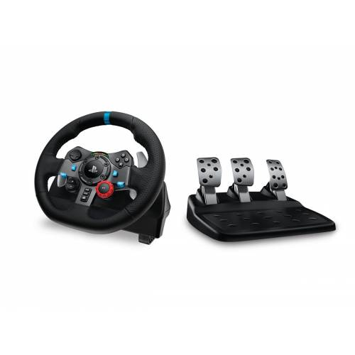 LOGITECH G29 DRIVING FORCE RACING PS3-PS4 941-000112