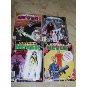 NATHAN NEVER  -4'L� LOT