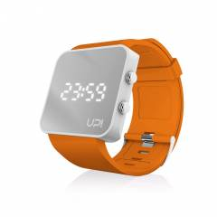 UPWATCH White&Orange