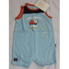 CARTERS SICAK HAVALAR ICIN IDEAL SUNSUIT-12AY