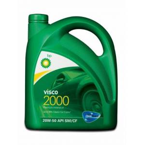 Bp Visco 2000 20W50 4LT