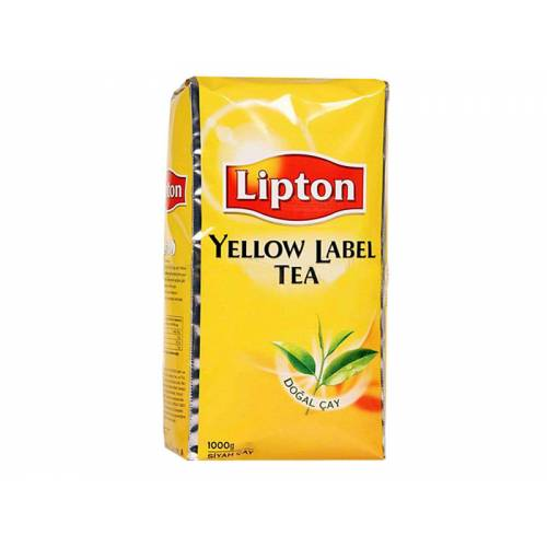 Lipton Yellow Label Çay 1000 Gr