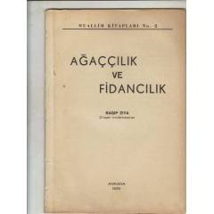 A�A�CILIK VE F�DANCILIK-1933-F�DAN YET��T�RME