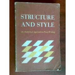 STRUCTURE AND STYLE H.W. SHERIDAN1966