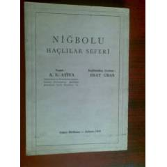 N��BOLU HA�LIL SEFER� A.S. AT�YA �: E. URAS 1956