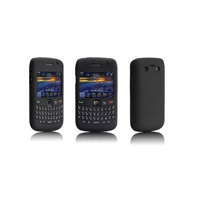 Case-Mate BlackBerry 9700 Smart Silikon K�l�f