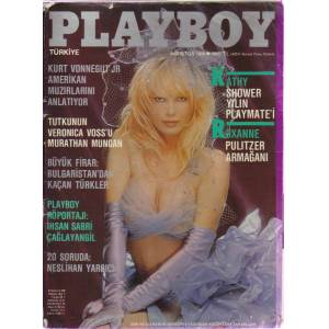 PLAYBOY DERG�-1986 A�USTOS