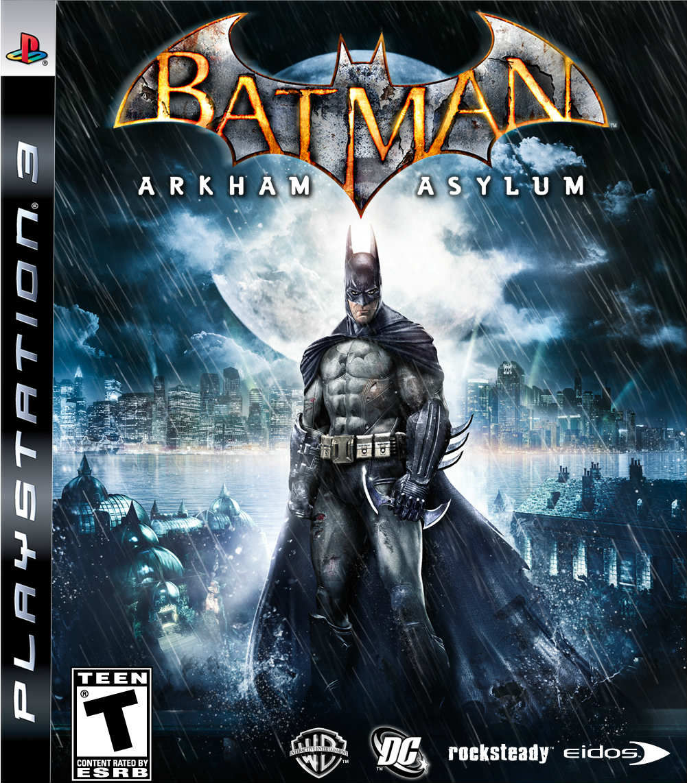 Batman arkham asylem porn softcore streaming