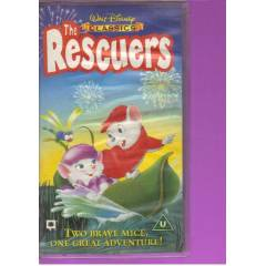 THE RESCUERS-D�SNEY-�NG�L�ZCE