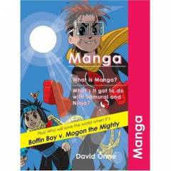 MANGA, TRAILBLAZERS, DAVID ORME