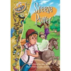 SNEEZE POWER, BEVERLEY GEORGE-LUKE JUREVICIUS
