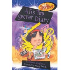 ALI'S TOP SECRET DIARY, S. DALGLEISH-C. SMITH