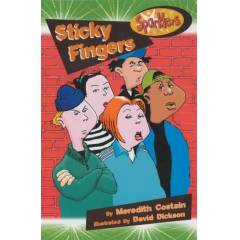 STICKY FINGERS, M. COSTAIN-D. DICKSON