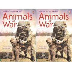 ANIMALS AT WAR, ROB LLOYD JONES - ISABEL GEORGE