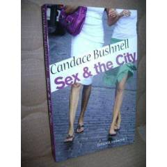 S:Sex & the City-Candace Bushnell 2006