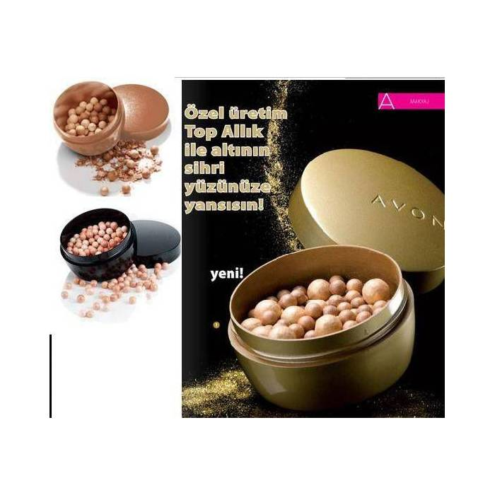 avon top all�klar indirimli