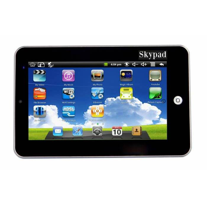 SKYPAD TABLET PC CEP TELEFONU F�YATINA