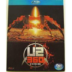 U2 360 DEGREES AT THE ROSE BOWL   BLU-RAY  SIFIR