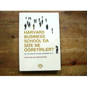 HARVARD BUSINESS SCHOOL'DA S�ZE NE ��RET�R-B48