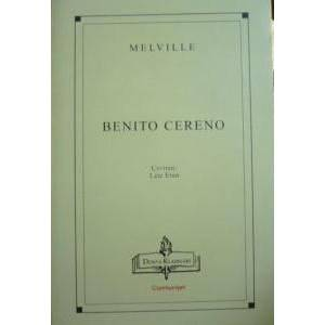 benito cereno thesis Order benito cereno term papers for school & search for master's thesis writing services for mla style proposals on benito cereno.