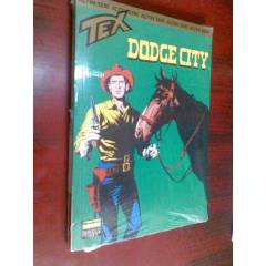 ÇİZGİ ROMAN / TEX ALTIN SERİ 18  DODGE CITY